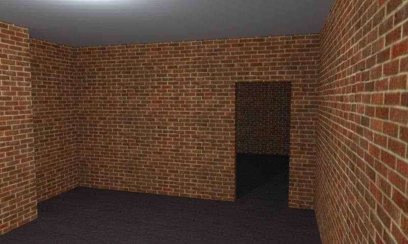 Пример стены