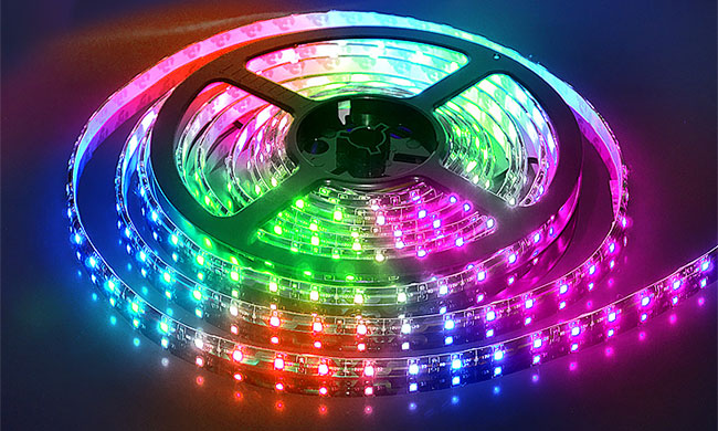 Светодиодная лента RGB Elektrostandart