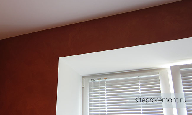 Шпаклевка стен своими руками фото под покраску