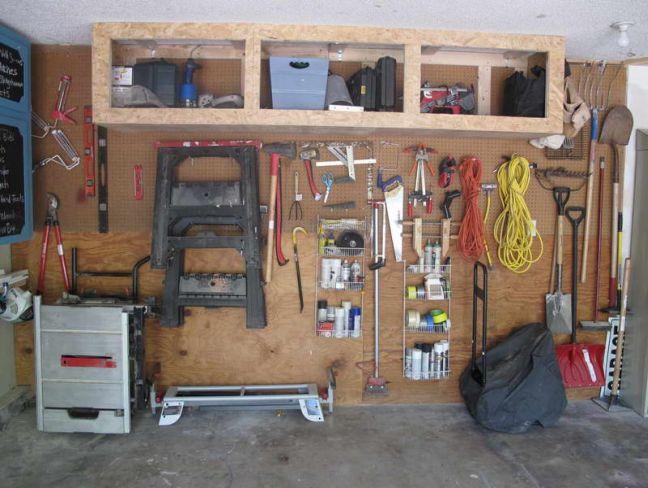 Инструменты в гараж своими руками